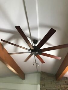 Large Oversized Fanimation Ceiling Fan