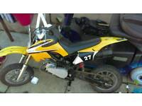 49Cc orion kids dirt bike