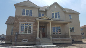 Brand new 4 Bedrooms house for rent.