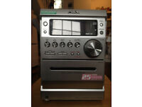 AIWA Stereo - CD player, cassette player, radio