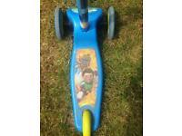 Children scooter
