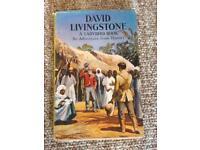 Vintage Ladybird Book David Livingstone