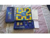 Pictionary Board Game Like New