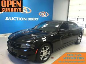 2016 Dodge Charger SXT,AWD,SUNROOF,FINANCE NOW!!