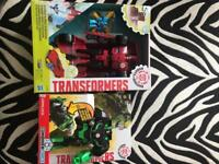 Brand new transformers toys