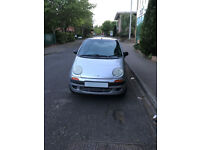 RARE Daewoo Matiz 0.8L SE 2000 Plate W Reg Silver Manual Hatchback Alloy Wheels Chevrolet