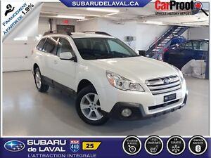 2013 Subaru Outback 2.5i Commodité Awd
