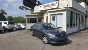 2013 Toyota Corolla CE - ONLY 48KM!!!