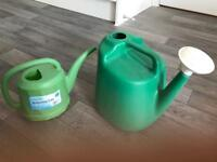 Watering cans set
