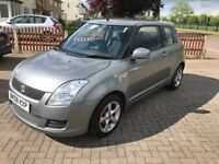 Great first car! Great Run about! Only selling because of needing a bigger car!