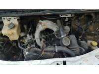 Ford transit 2.5 banana engine complete