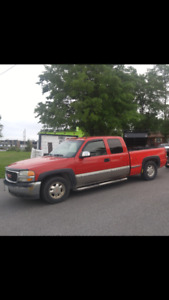 2002 GMC Sierra 1500 fully loaded
