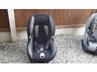 TWO MAXI COSI CAR SEATS IN GOOD CONDITION.