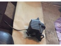 Honda cbr 125 air box