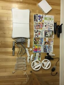 Nintendo Wii and more!