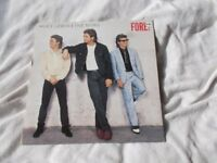 Vinyl LP Fore ! Huey Lewis And The News Chrysalis CDL 1534 Stereo