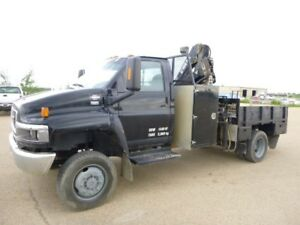 2006 GMC C5500 4x4 Boom Truck - UP FOR AUCTION