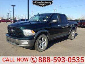 2011 Ram 1500 4WD CREWCAB OUT