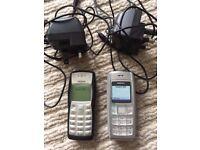 Nokia 1100 and Nokia 1600