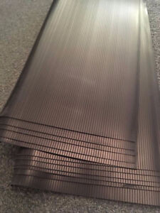 "*Brand New* 11 Vinyl Stair Tread with Nosing (18"")"