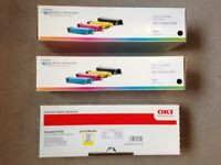 TONERS FOR OKI C5600