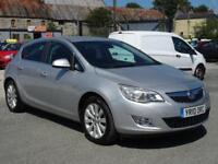 2010 Vauxhall Astra 1.7 CDTi ecoFLEX 16v Elite 5dr