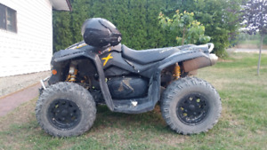 2009 Can Am Renegade 800cc R X Edition