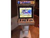 Bar Top Arcade Machine with Stand