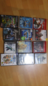 Enderby: Ps3, Ps2, Ps1, Gamecube games