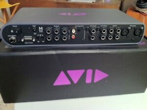 Avid mBox Pro. Barely used, good condition.