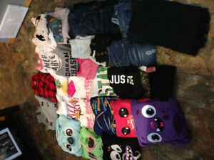 Girls clothes size 14-3
