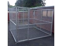 8ft x 10ft dog cage