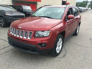 Jeep Compass 4X4, North