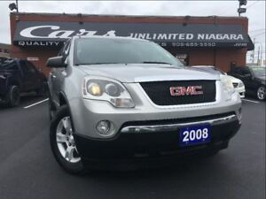 2008 GMC Acadia SLE | 7 SEATED | LOW MILEAGE | NO ACCIDENTS ...
