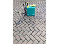 Backpack Garden Sprayer - gardening equipment