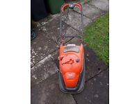 Flymo Easi-reel lawn mower