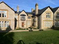 Beautiful Holiday Apartment in Grade II Manor House in Cornwall with Pool - 23rd September -Reduced