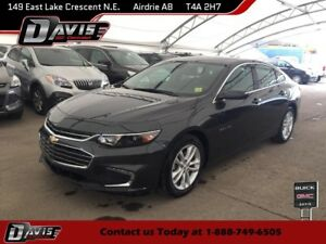 2017 Chevrolet Malibu 1LT REAR VISION CAMERA, USB PORT, CRUIS...