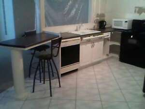 White kitchen cabinetry - few uppers/all base