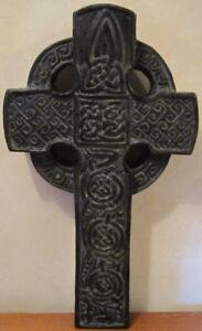Three Wall Crosses
