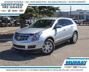 2012 Cadillac SRX Base *Leather *Sirius XM