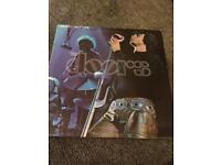 THE DOORS LIVE LP RECORD ALBUM DOUBLE ABSOLUTELY LIVE JIM MORRISON RARE POSTAGE SELLER