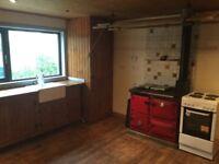 2/3 bedroom detached cottage in Macduff