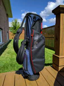 Ping L8 golf stand carry bag