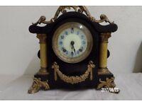 Ansonia chiming mantle clock
