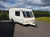Swift Shuna 2 Berth Caravan