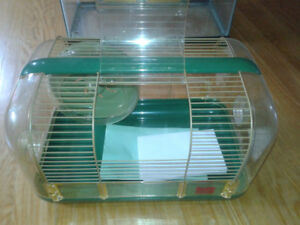 Habitrail Hamster Cage with Wheel (Westmount Area)