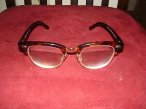 Ray Ban Club Master glasses- Made in Italy