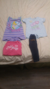 12-18 month girl clothing