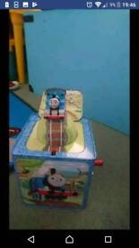 Thomas the tank engine jack in the box
